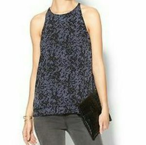 Piperlime double layered tank sz S like new